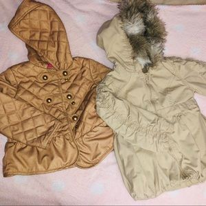 5T Girls Coat Bundle